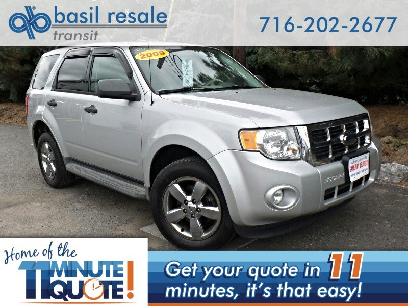 Pre Owned 2009 Ford Escape Xlt