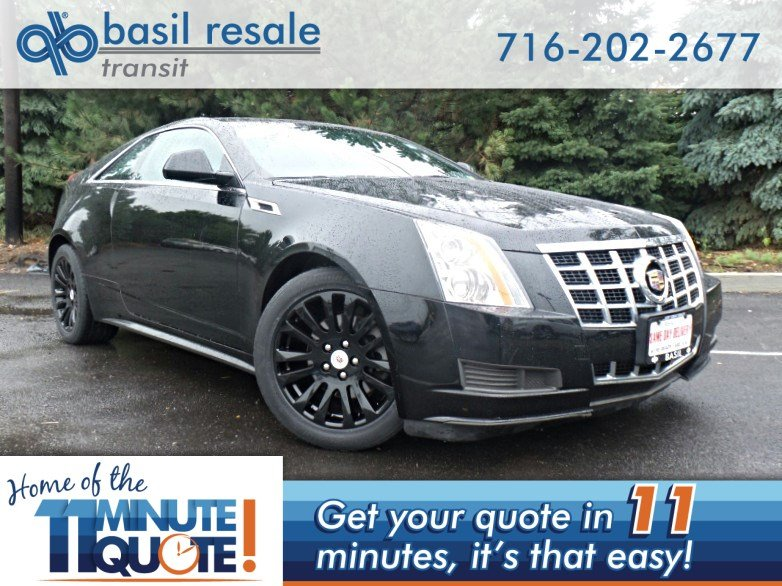 Pre Owned 2017 Cadillac Cts Coupe
